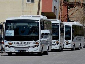 Hakkari' de Şehir İçi Servisleri Yüzde Elli Zamlandı