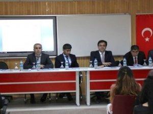 Rehber öğretmenlerin sene başı toplantısı