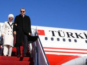 Cumhurbaşkanı Erdoğan, Ukrayna'da