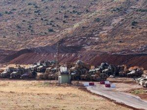 Suriye sınırında çatışma sesleri