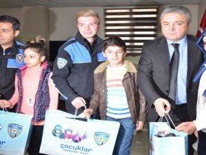 Başkan Taş'tan polise teşekkür
