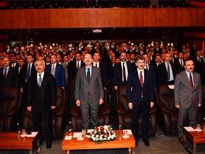 Bakan Soylu 81 ilden polis müdürleriyle bir arada