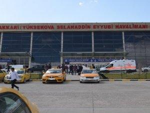 Selahaddin Eyyubi Havalimanında 18 bin 823 kişi uçtu
