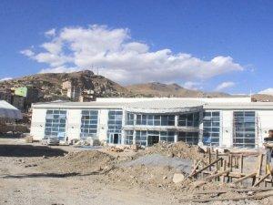 Hakkari'ye 18 milyonluk spor tesisi