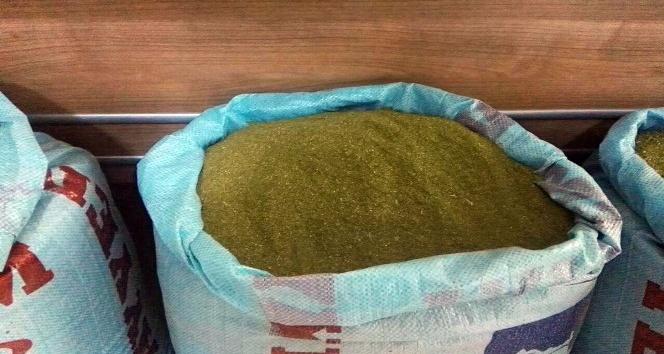 Hakkari'de 168 kilo toz esrar ele geçirildi