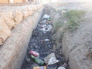 Mahallelinin Atık Su Kanalı İsyanı