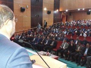 Hakkari'de din görevlileri toplantısı