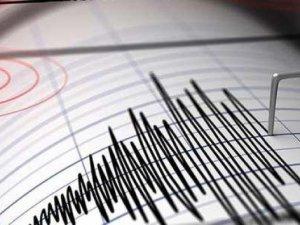 Van'da 3.4 büyüklüğünde deprem oldu