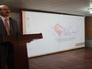 ASDEP tanıtım toplantısı yapıldı