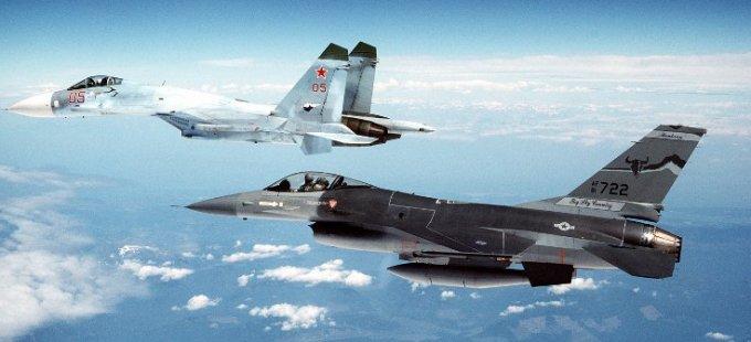 Rusya, ABD uçağını engellemek için uçuş yaptı