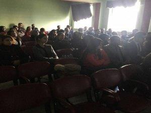 Yüksekova'da bilgilendirme semineri