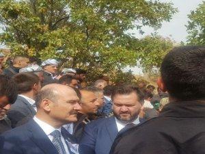 Bakan Soylu Hakkari'de şehit korucuların cenaze namazına katılacak
