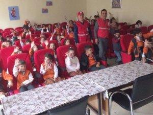 Hakkari'de Kızılay Haftası etkinlikleri