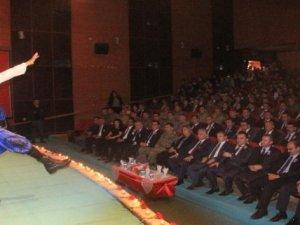 Hakkari'de 10 Kasım Atatürk'ü Anma Günü