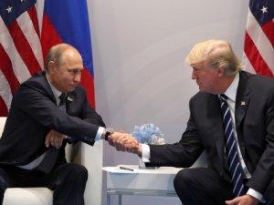 Trump ve Putin Suriye konusunda anlaştı