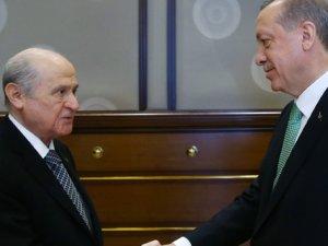 Cumhurbaşkanı Erdoğan noktayı koydu: MHP ile her adımı atmaya hazırız