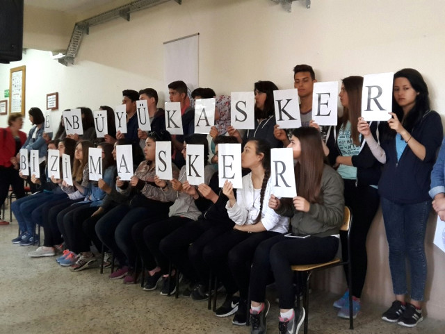 Çanakkale Gençlerinden Mehmetçiğe Mektup