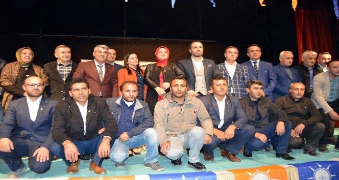 AK Parti Hakkari Merkez İlçe Kongresi