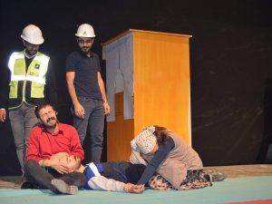 VEDAŞ'tan Tiyatrolu İş Salığı Ve Güvenliği Konferansı