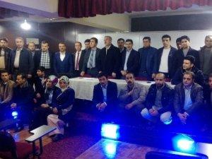 Gazi ve Şehit Aileleri Yardımlaşma Başkanlığına Erden seçildi