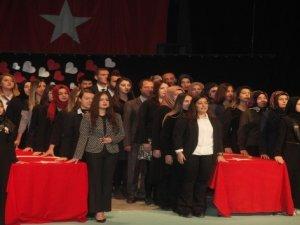 Hakkari'de 24 Kasım Öğretmenler Günü