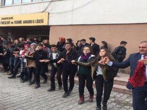 Hakkari'de Öğretmenler Günü etkinliği