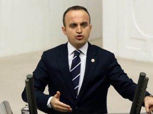AK Partili Turan'dan ABD'ye tepki: 'Biz senin eyaletin miyiz?'