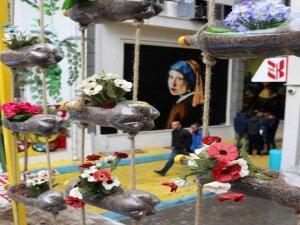 Türkiye'nin ilk 'Geri Dönüşüm Sokağı' Van'da hizmete açıldı