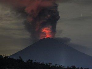 Bali'de acil tahliye uyarısı yapıldı