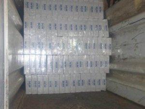 Şemdinli'de 11 bin 180 paket kaçak sigara ele geçirildi
