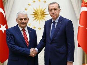 Cumhurbaşkanı Erdoğan, Başbakan ile görüşecek