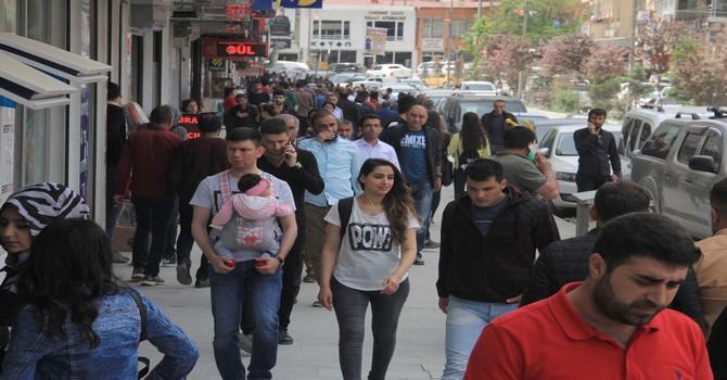 Türkiye'de genç nüfus rekoru Hakkari'nin odu