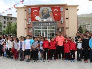 19 Mayıs Atatürk'ü Anma, Gençlik ve Spor Bayramı etkinlikleri Kutlandı