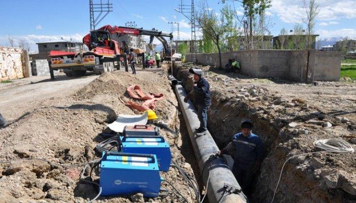 Yüksekova'da 55 milyonluk proje hayata geçiyor