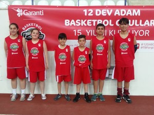Hakkari Basketbolunda bir başarı daha