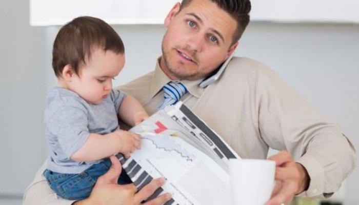 Çalışan babalara müjdeli haber!