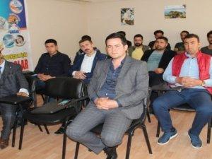 Van'da 'Beden dili ve iletişim' semineri