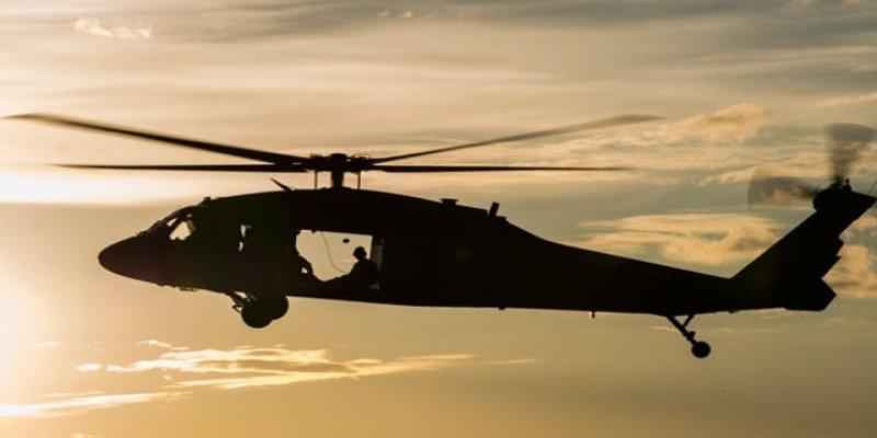 Şırnak'ta askeri helikopter düştü!: 13 ŞEHİT