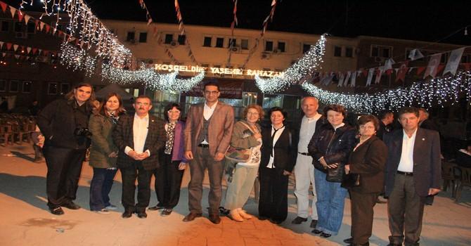 GESAM üyeleri Hakkari gecelerine renk kattı
