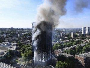 Londra'da yangında ölenlerin sayısı 17'ye yükseldi
