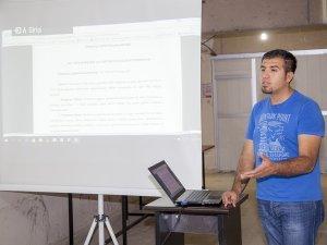 Hakkâri Üniversitesinde Hizmet İçi Eğitim Programı Toplantısı