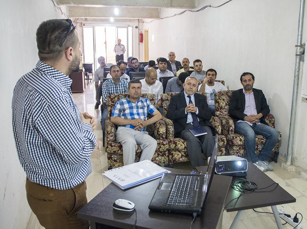 Hakkari Üniversitesi'nde KYS toplantısı Yapıldı