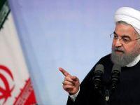İran Cumhurbaşkanı Ruhani: 'ABD bölgeyi terk etmeli'