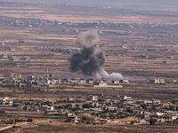 ABD kuvvetlerinden İdlib'in kuzeyine hava saldırısı