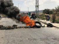 Batı Şeria'da şiddetli çatışmada 25 Filistinli yaralandı