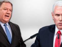 ABD Başkan Yardımcısı Pence ve Dışişleri Bakanı Pompeo Türkiye'ye geliyor