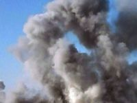 Libya'da bir fabrikaya hava saldırısı: 7 ölü
