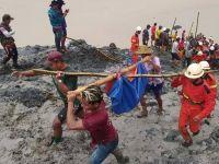 Myanmar'da maden faciası: 100'den fazla ölü
