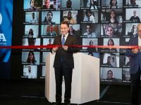 DEVA Partisi Genel Merkezi'nin açılışı dijital ortamda yapıldı Kaynak: DEVA Partisi Genel Merkezi'nin açılışı dijital ortamda yapıldı