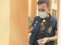 Hakkari polisinin hayvan sevgisi